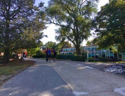 Boston 2017 NACAC – College Visits