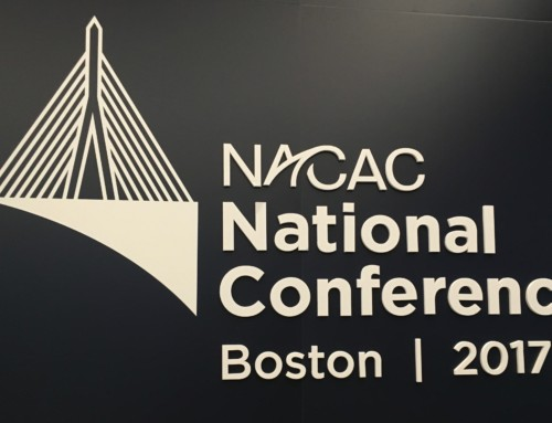 NACAC (National Association for College Admissions Counseling) Annual Conference Boston 2017