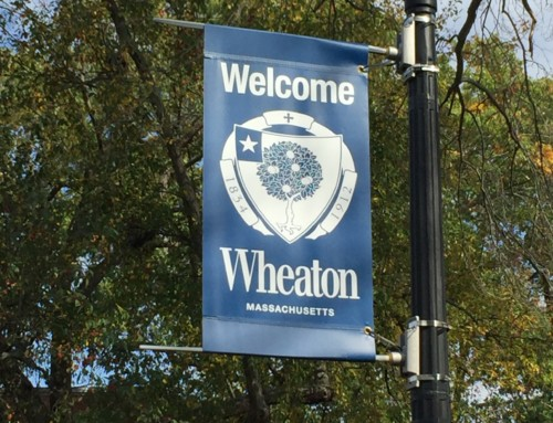 Wheaton College Visit October 2016